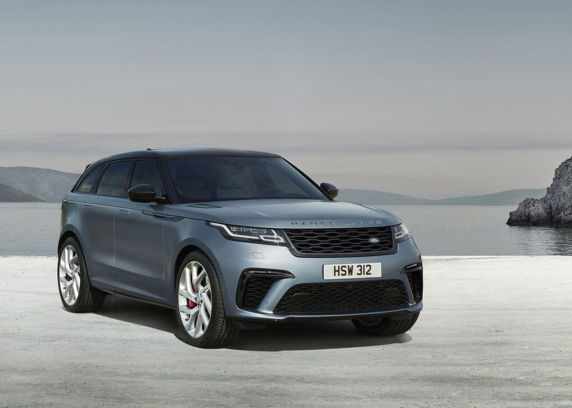 Range Rover Velar Range Finally Gets V8 Engine With SVAutobiography Dynamic Edition