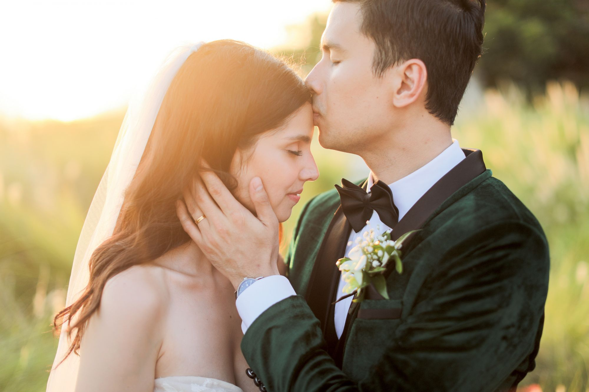 When Two Paths Cross: Christian Bautista and Kat Ramnani's Nuptials in Bali