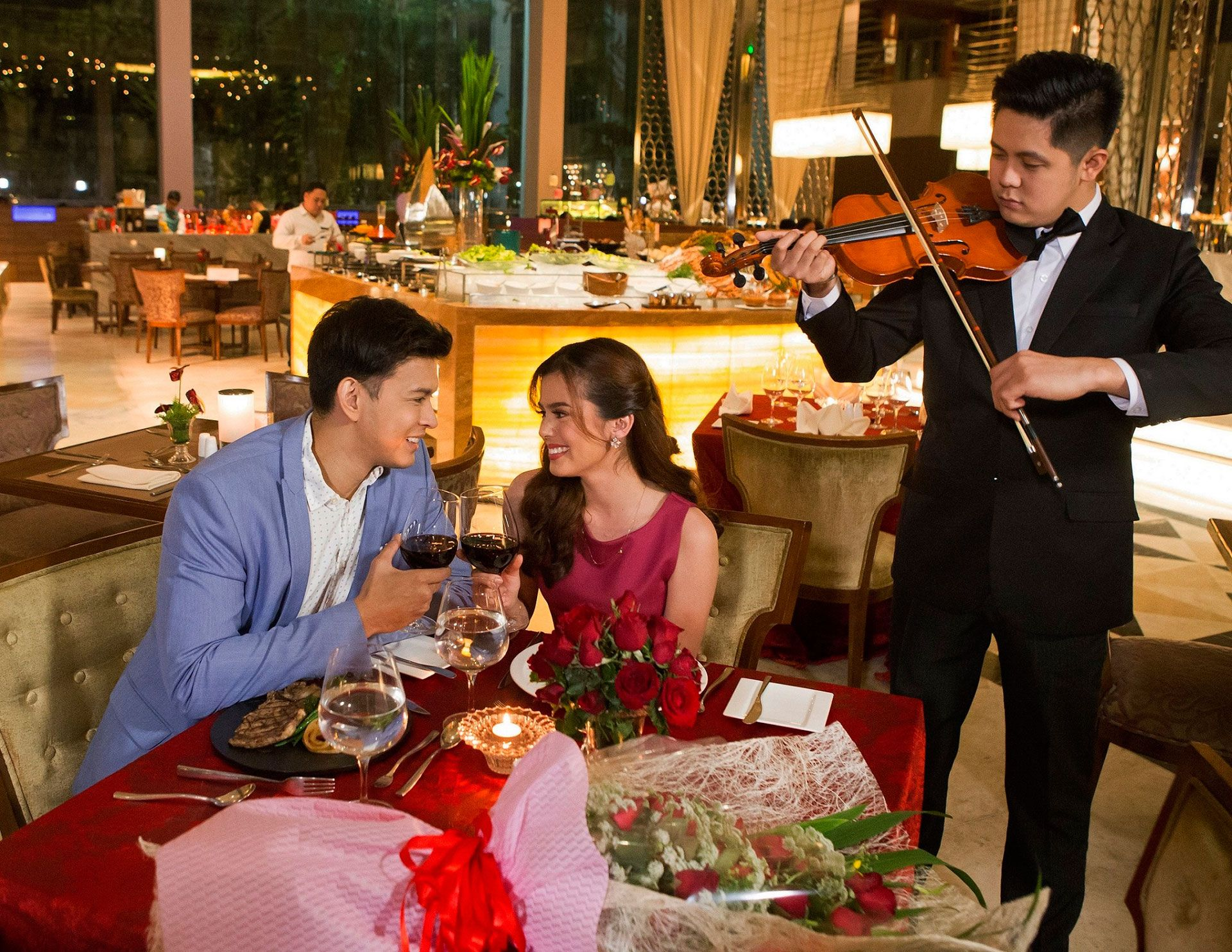 Eat Your Hearts Out At Corniche This Valentine's