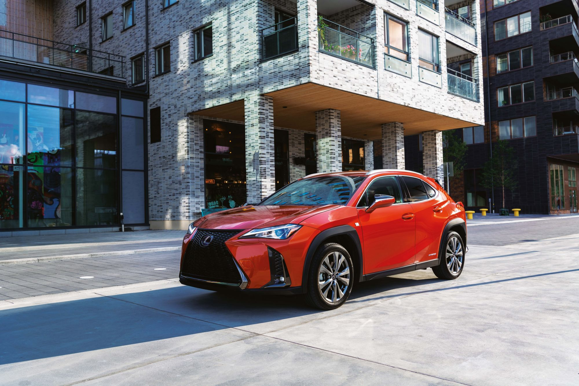 Road to Perfection: The New Lexus UX