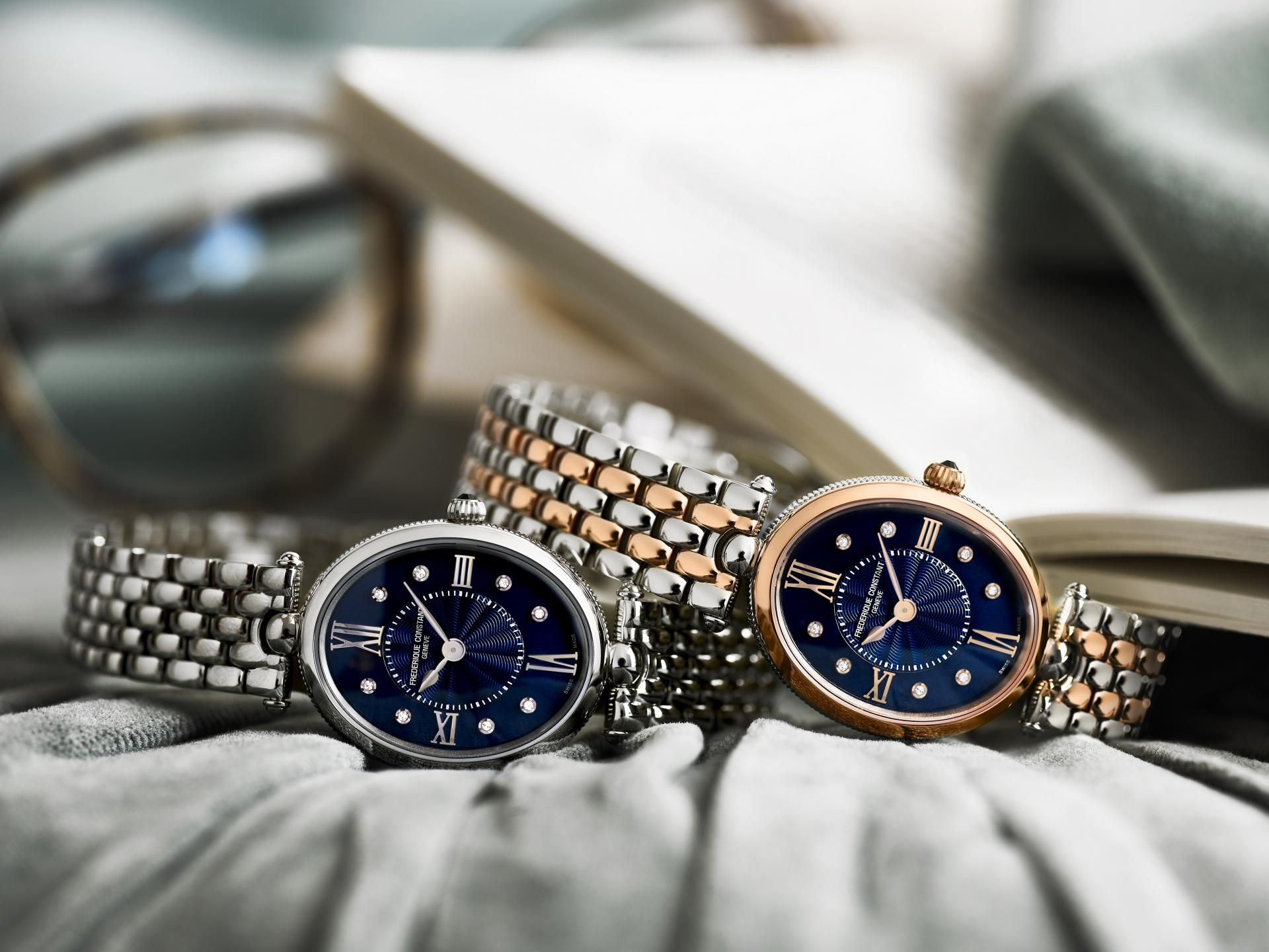 Baselworld 2019: Frédérique Constant Presents Two New 'Art Déco' Watches