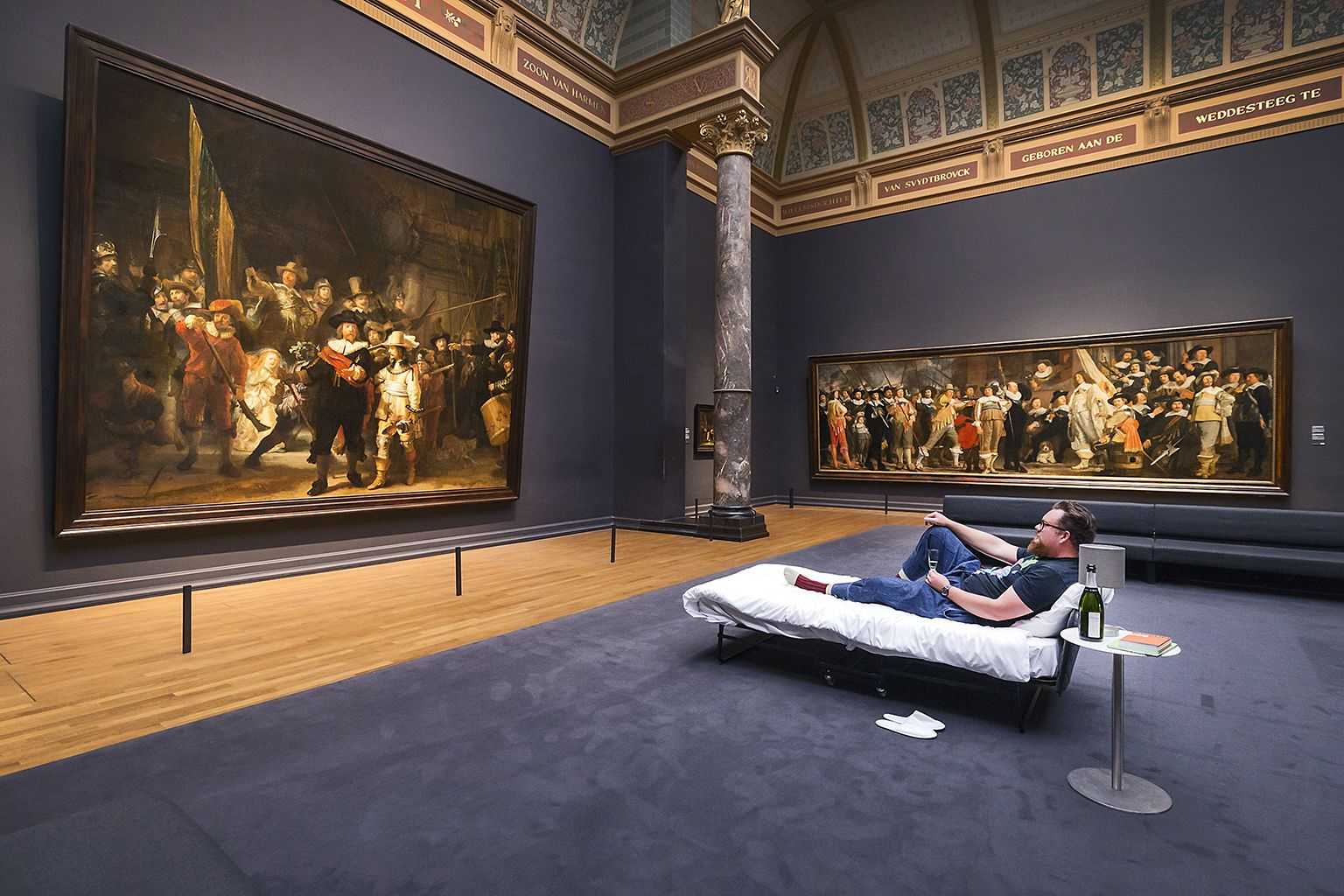 Historic show marks 350 years of Rembrandt, the 'first Instagrammer