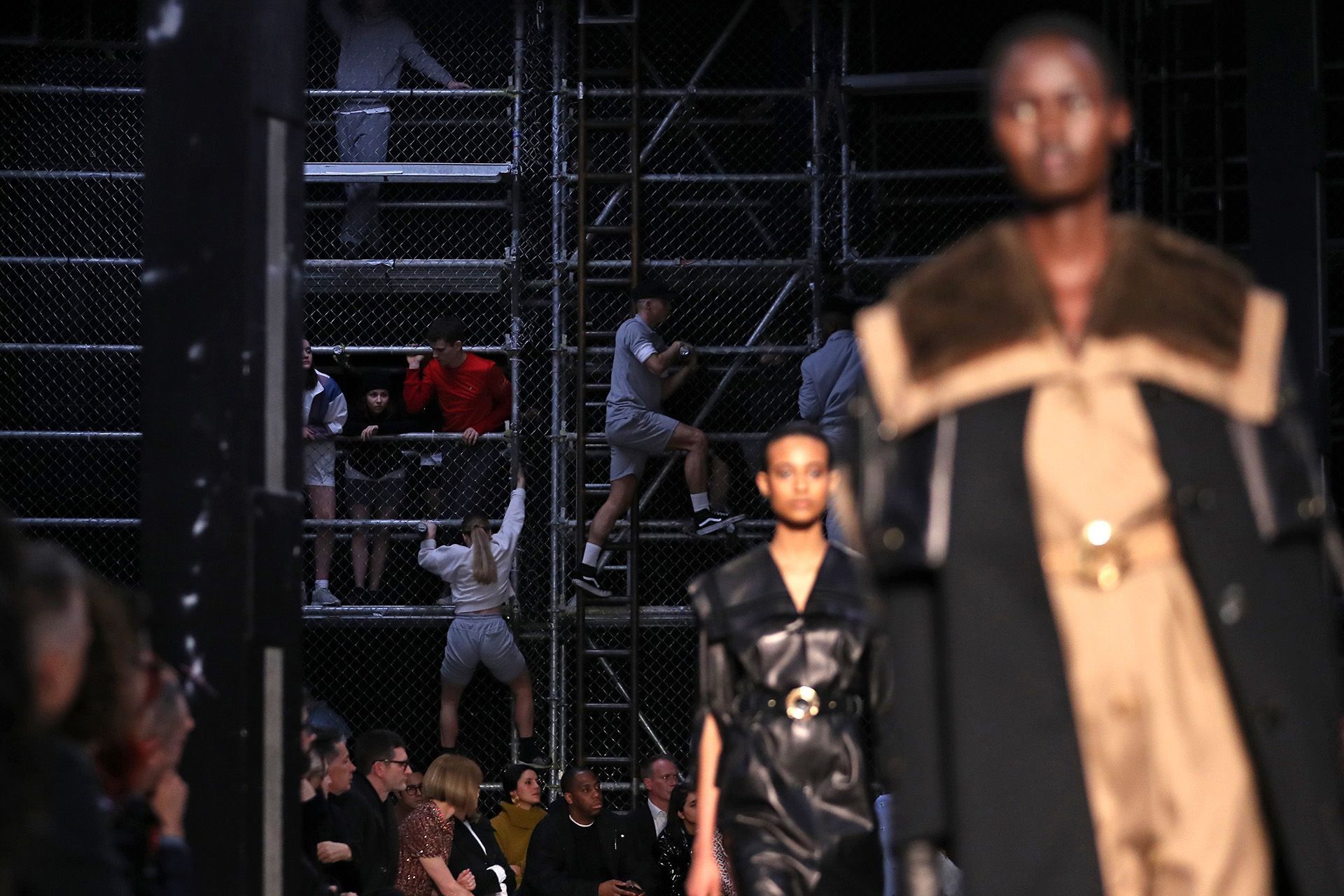 London Fashion Week focuses on sustainability