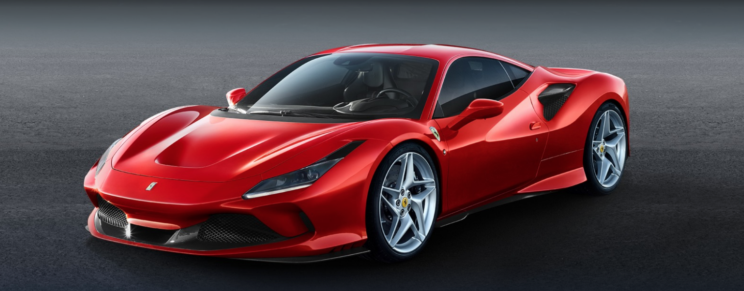 The new Ferrari F8 Tributo:  Continuing Maranello's Gran Turismo Berlinetta tradtion