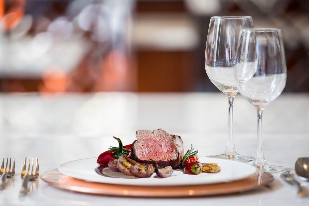 Steak Night Specials At Makati Diamond Residences