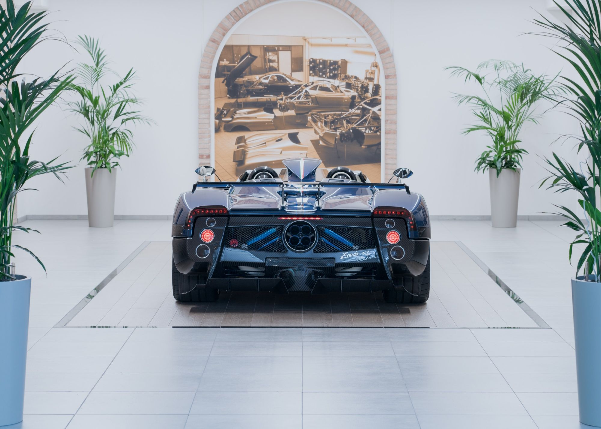 Hypercar Brand Founder and CEO Horacio Pagani Arrives In The Philippines