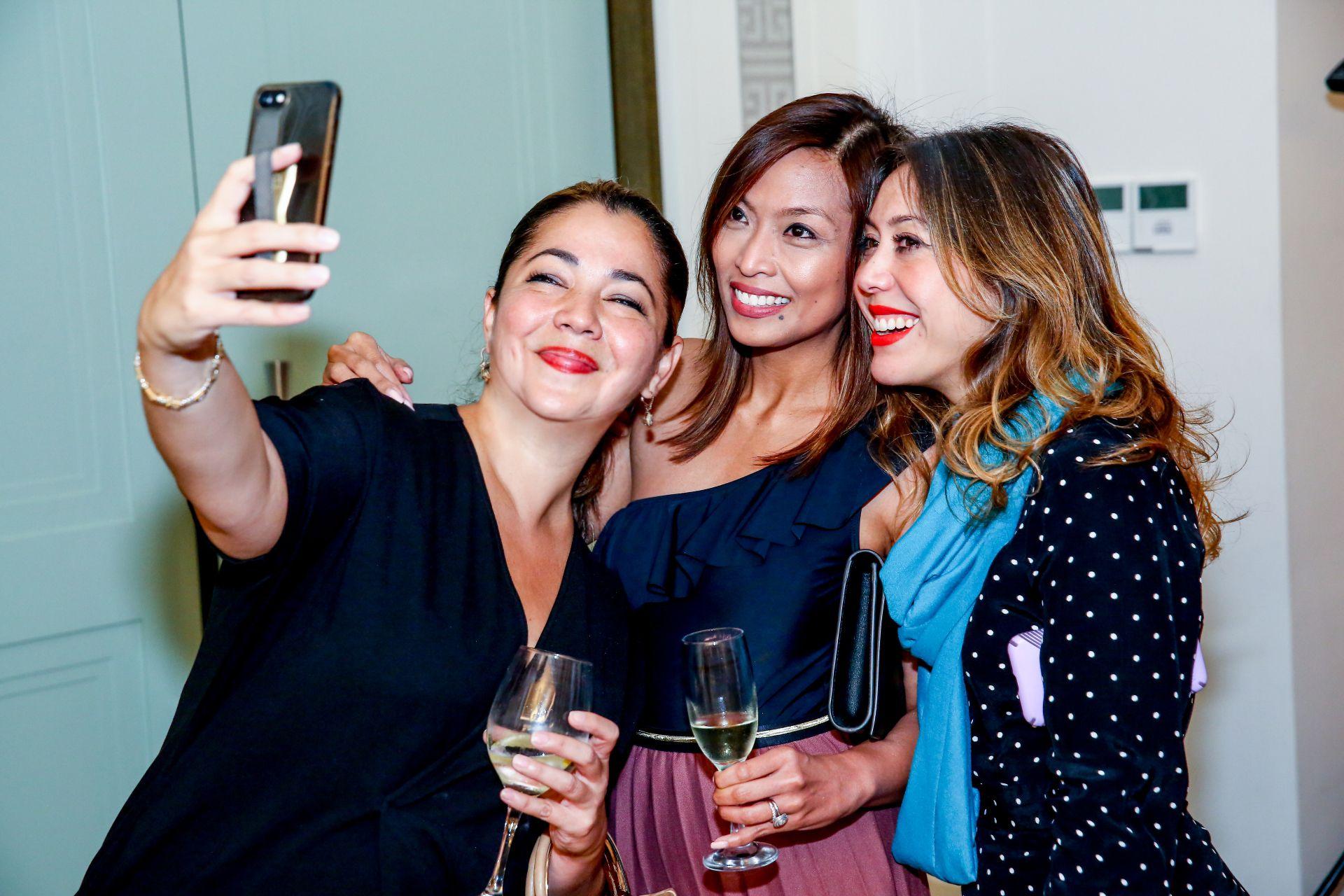 Isabel Lozano, Teri Echiverri-Gonzalez, Shauna Popple Williams