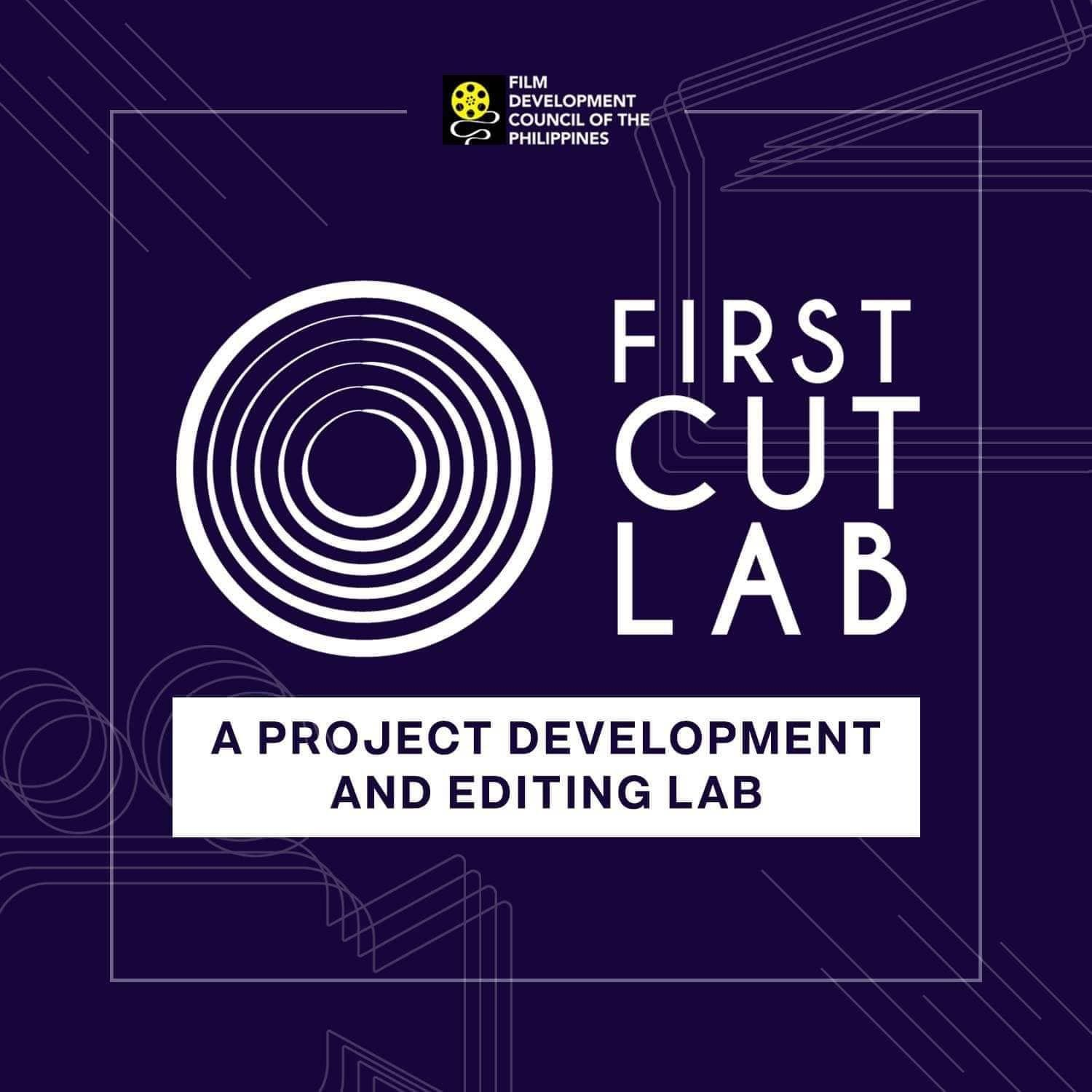 FDCP To Host 1st Cut Lab Int'l Film Conference in Manila