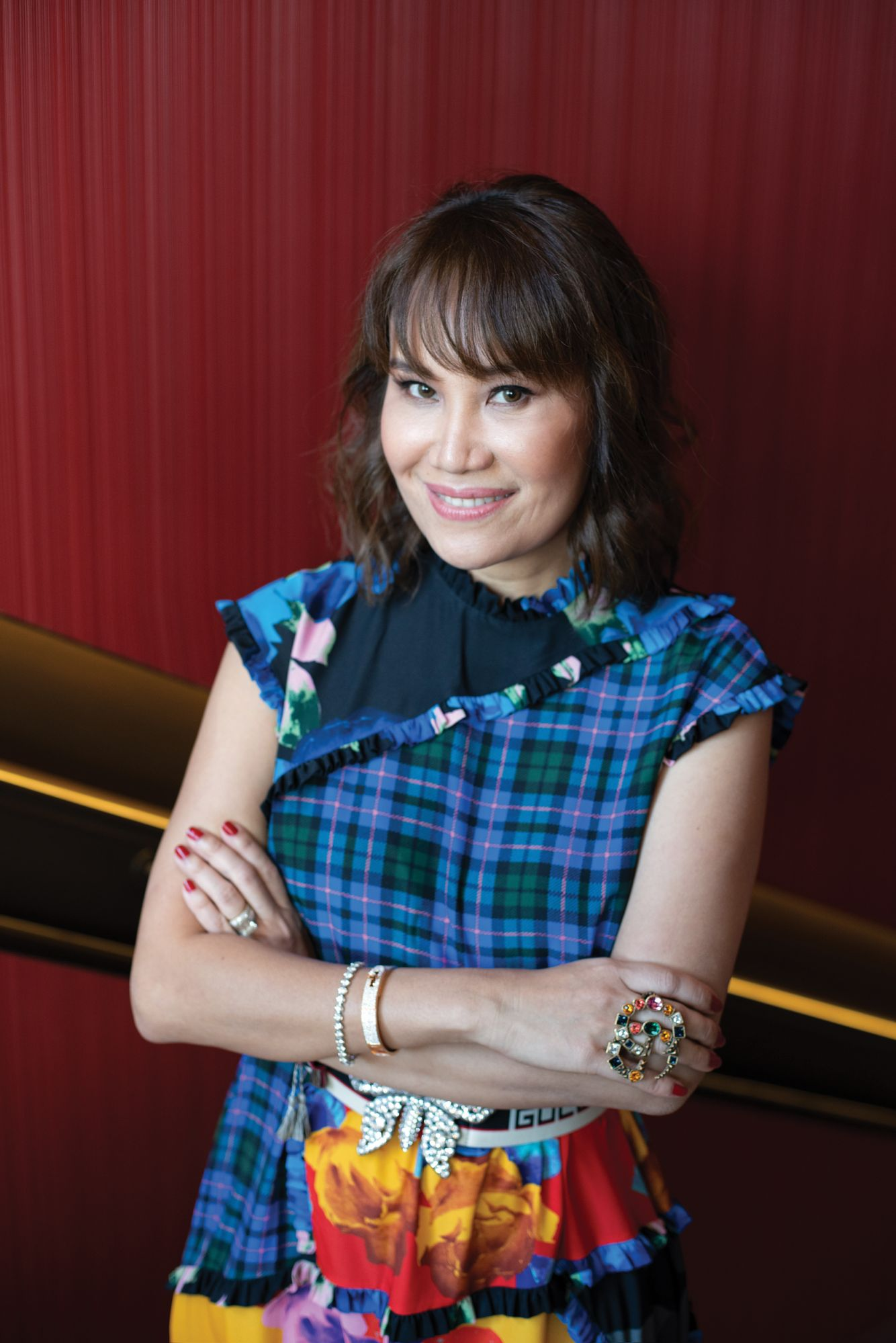 Style Profile: Dr. Aivee Teo