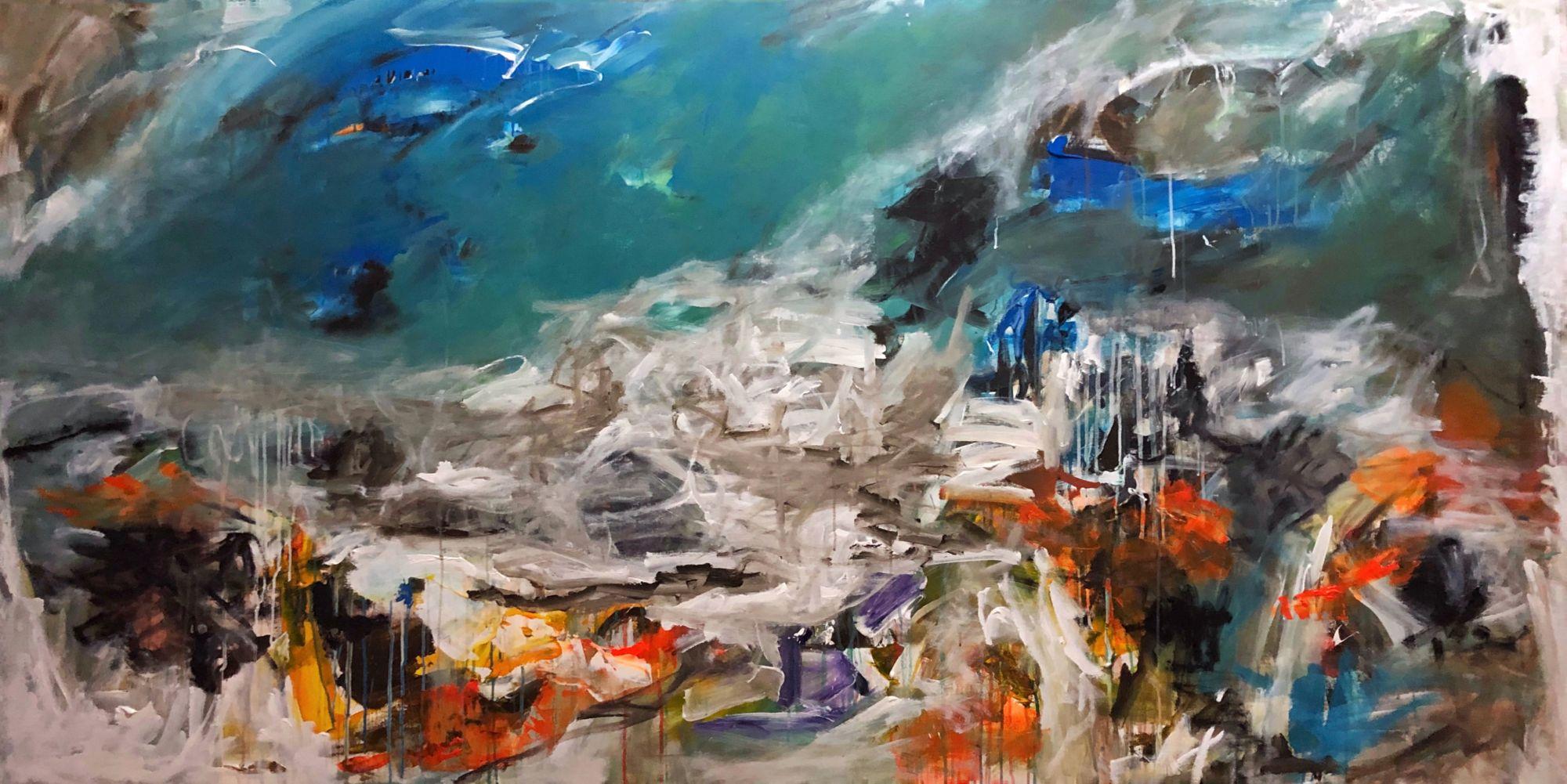 Underwater Seascape by Kenneth Montegrande
