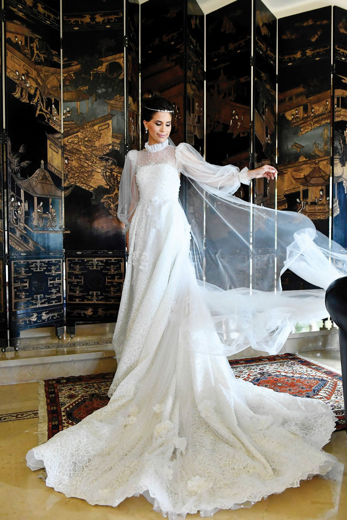 Moments in Time: Bridal Tips From Maha Assad-Azar