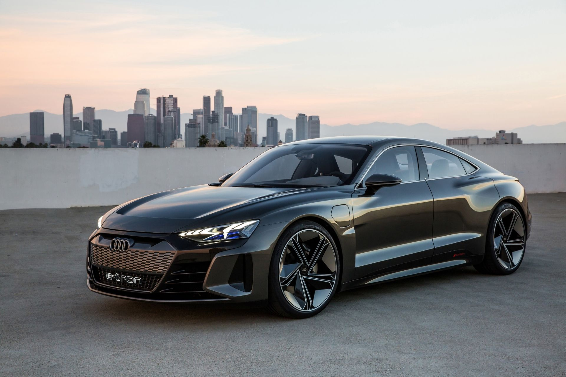 Tony Stark S Vehicle Of Choice The Audi E Tron Gt Philippine Tatler