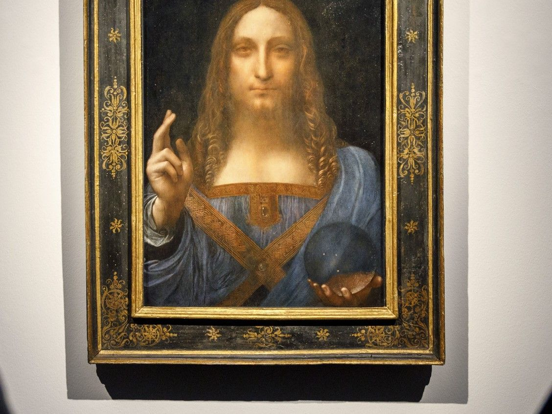 The Mystery of 'Salvator Mundi', The World's Most Costly Painting