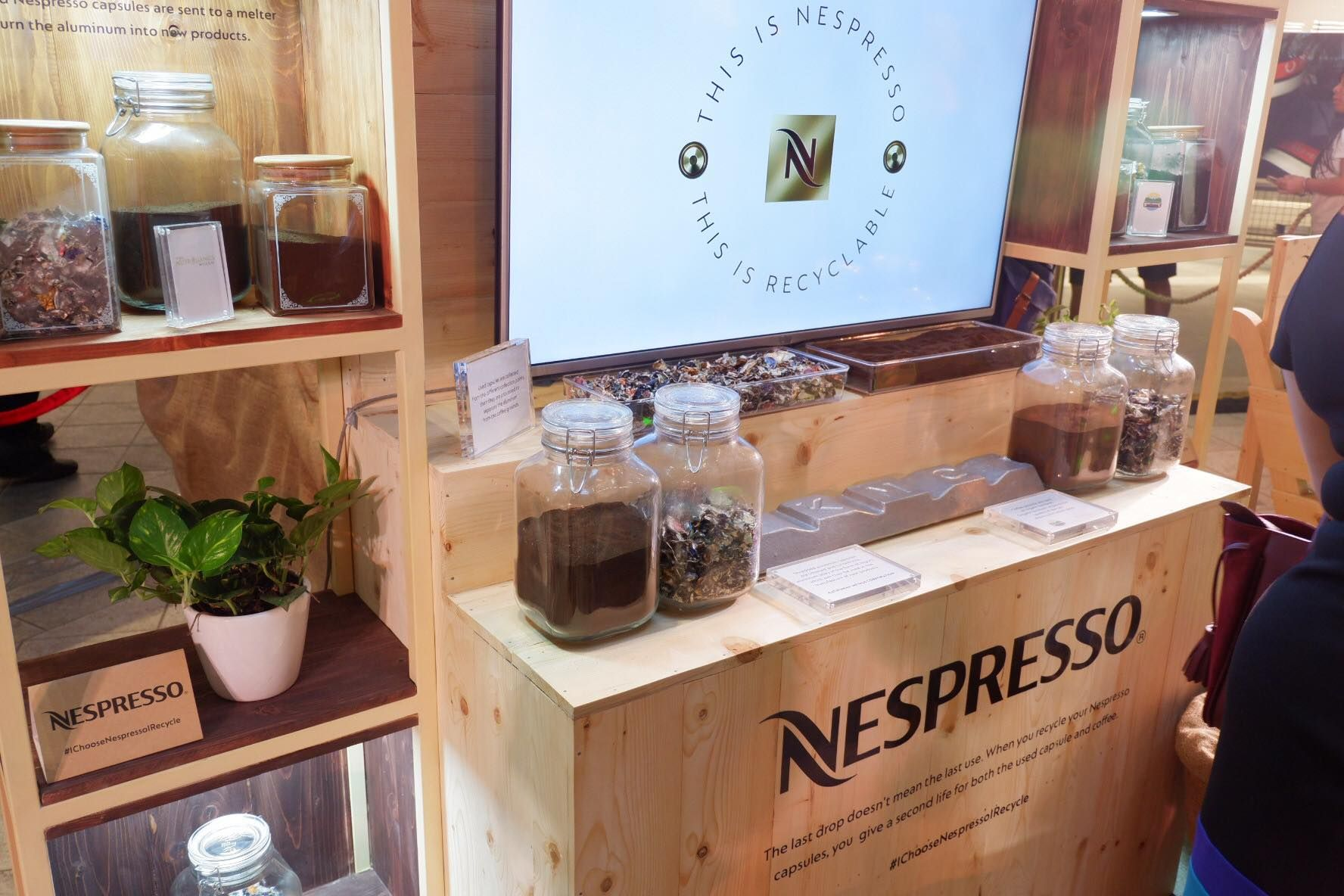 A Cup Of Coffee Made Sustainably