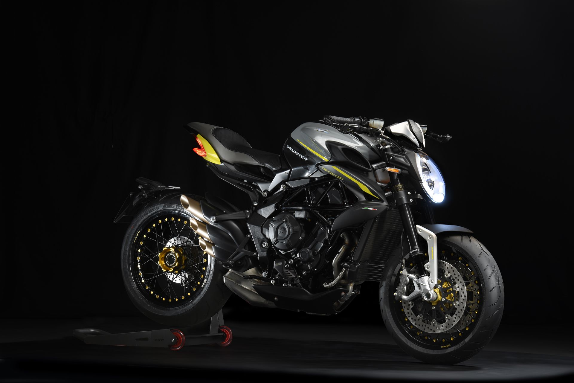 MV Agusta's Motorcycles Boast Impeccable Artistry and Attention To Detail
