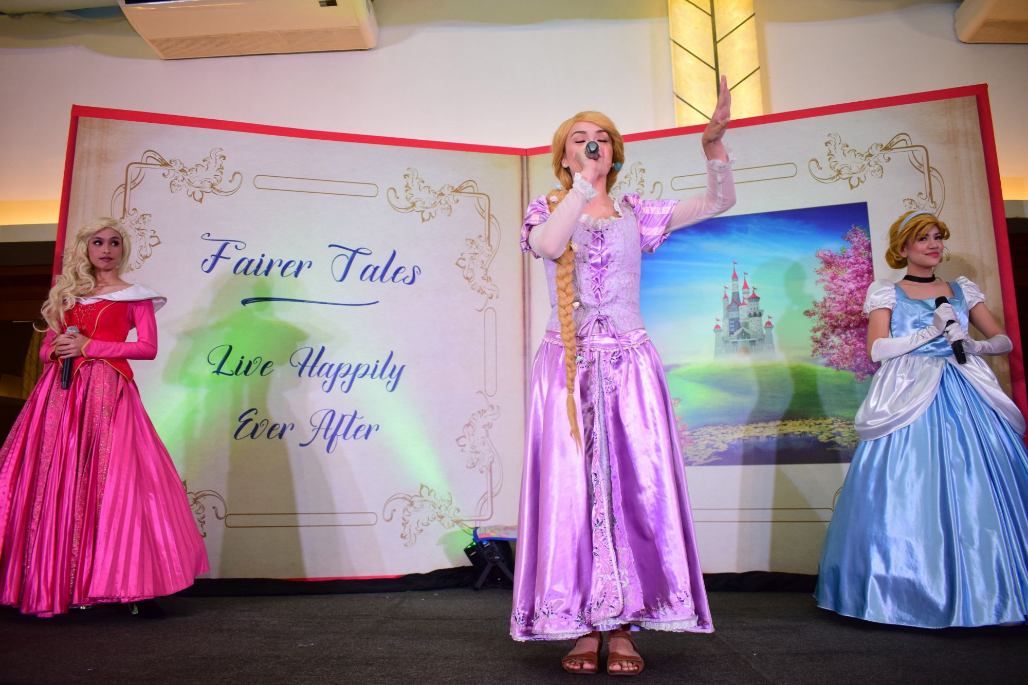 HSBC Philippines Introduces Modern-Day Princesses To Promote Financial Freedom