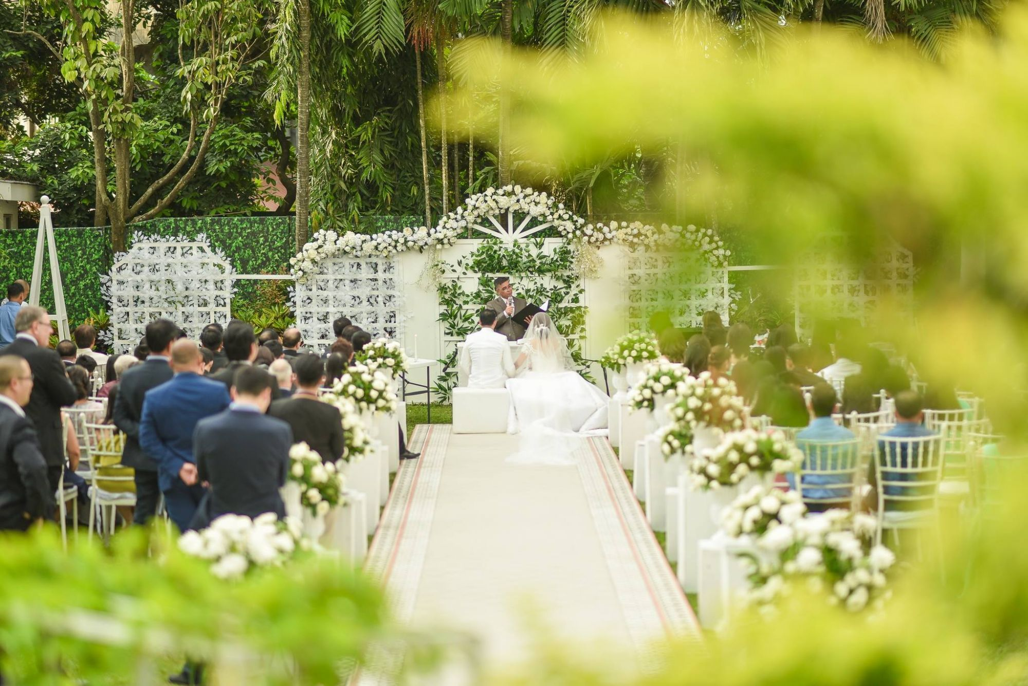 "Romantic Wedding Venues To Say ""I Do"" To"
