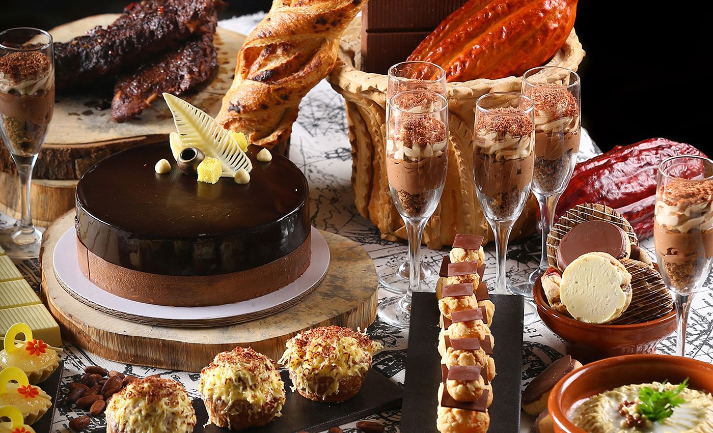Café Eight Celebrates World Chocolate Day