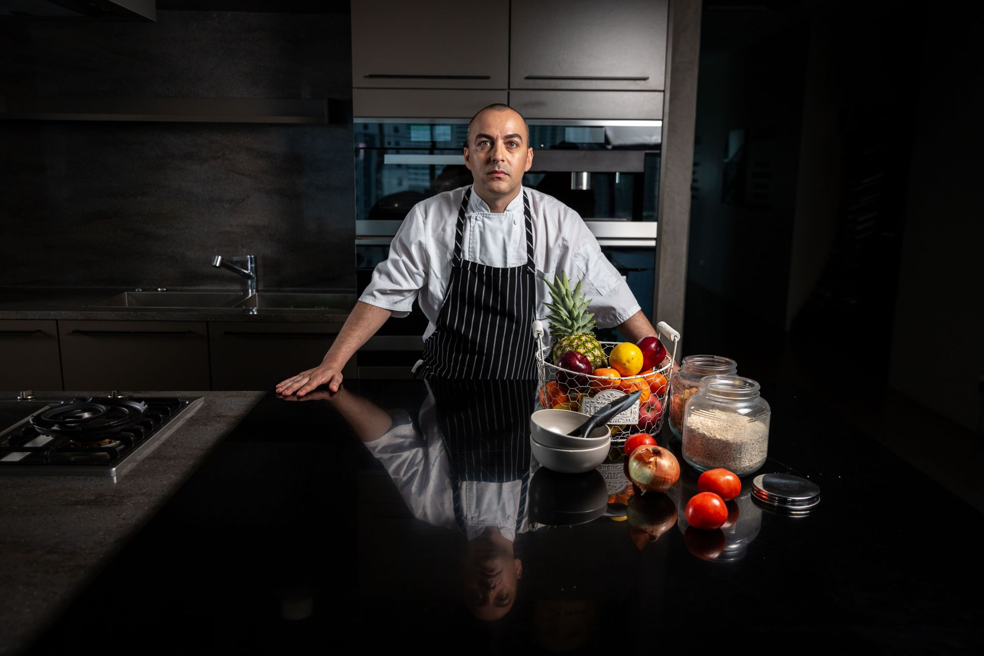 Chef's Table: Carlos Garcia Rodriguez Fuses Flavours Of The World