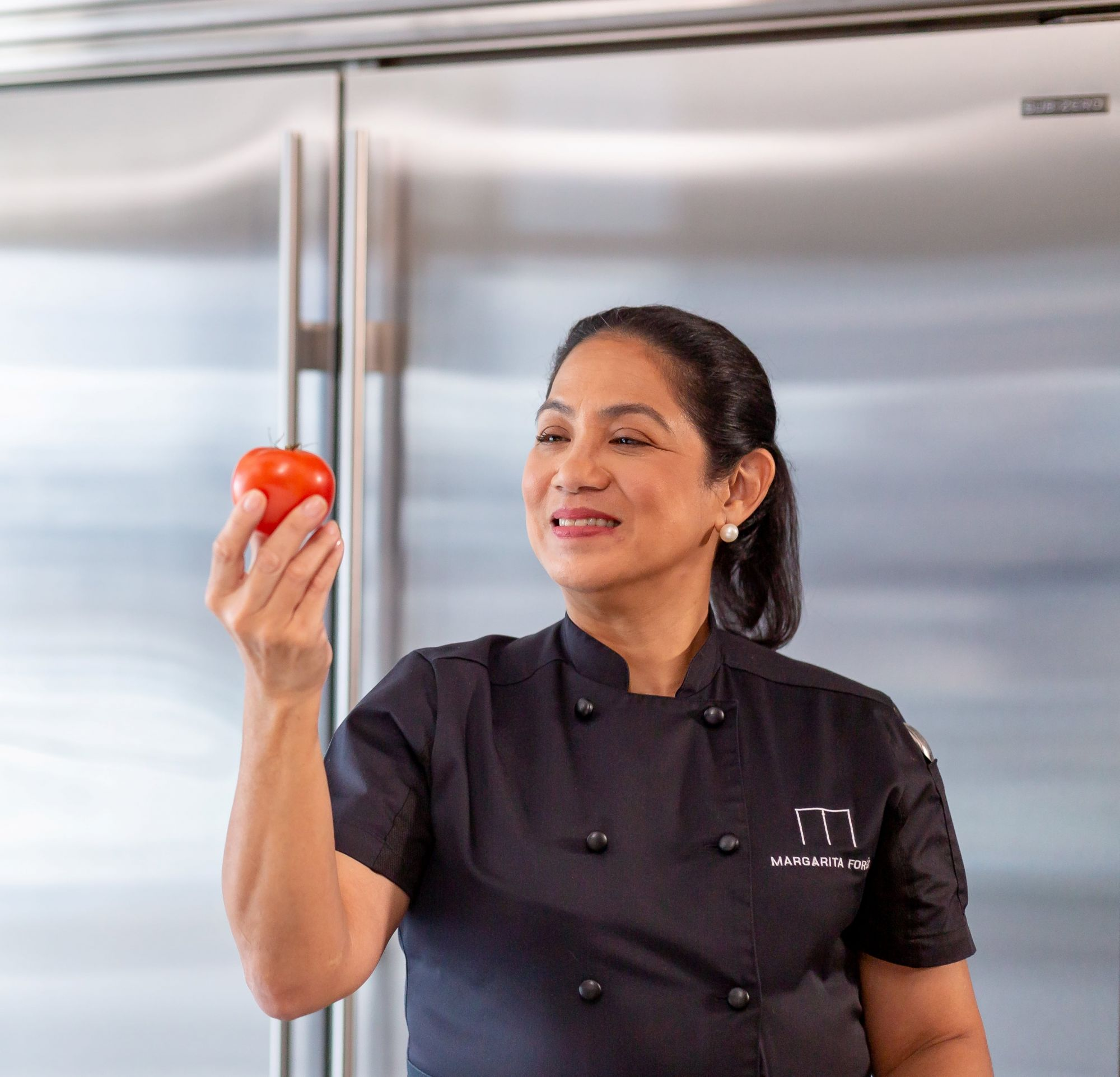 Fresh Food Matters to Chef Margarita Forés