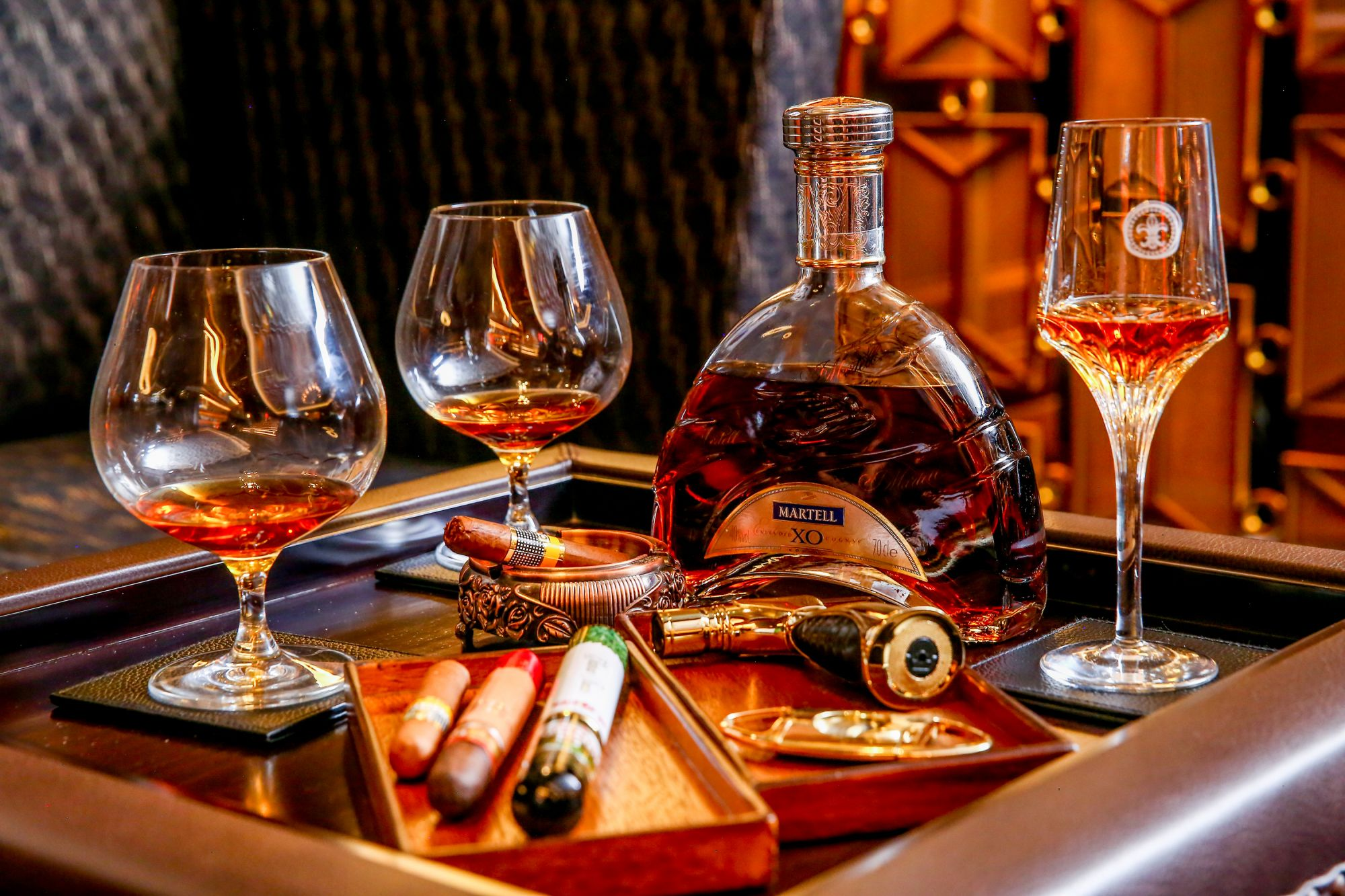 Feast for the Senses: Cognac and Cigar Pairing