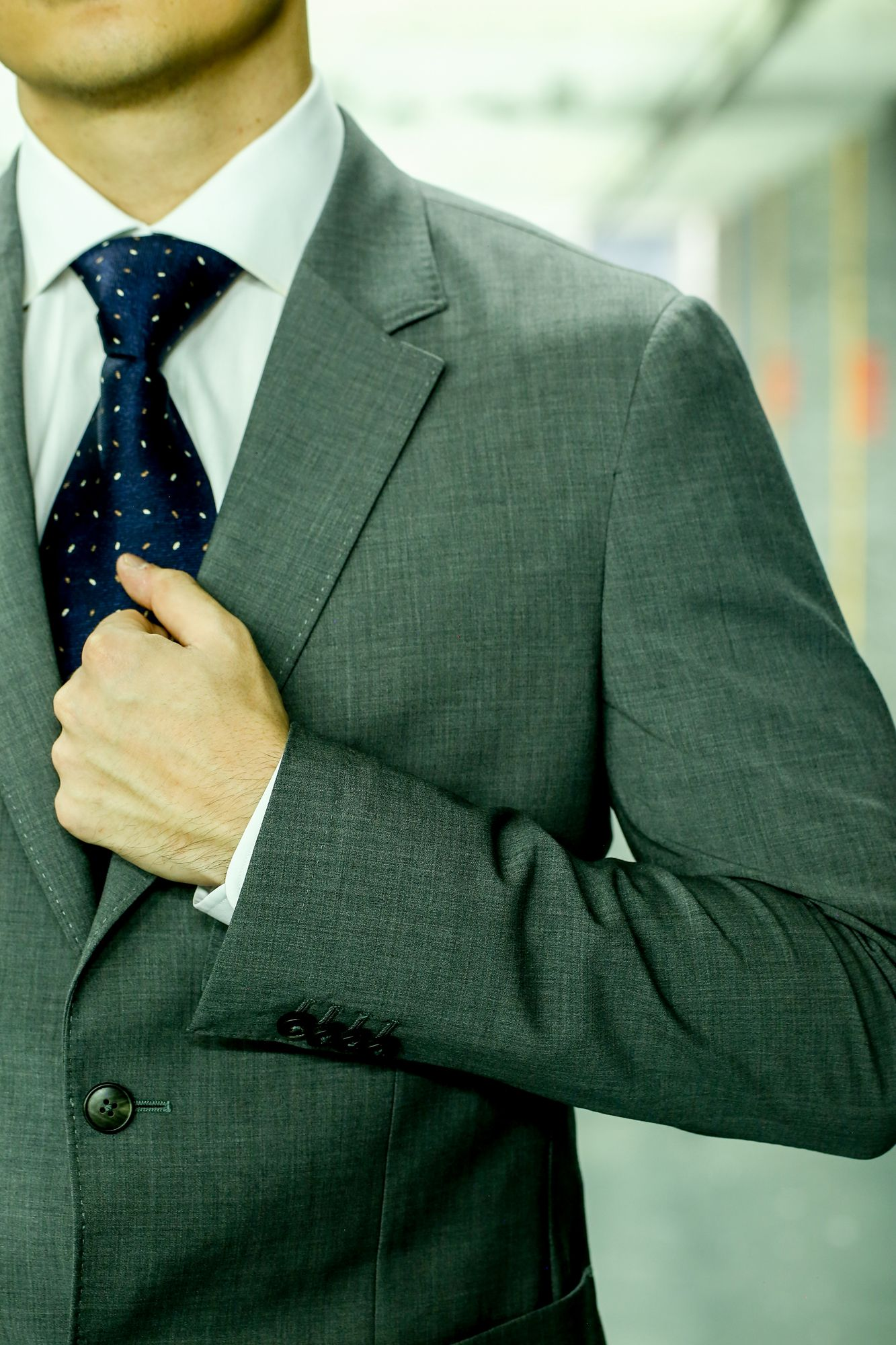 Suit Yourself: A Basic Guide To Suits