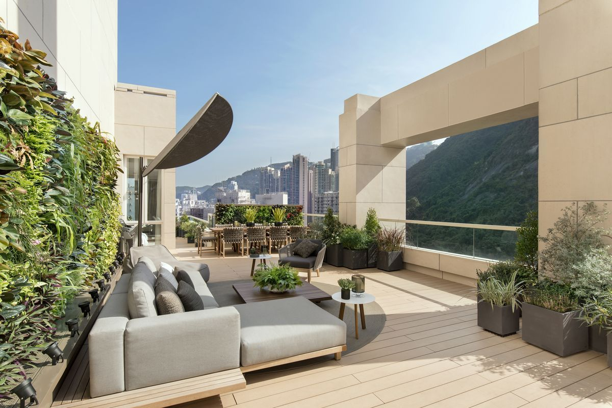 5  Luxury Penthouses Around The World