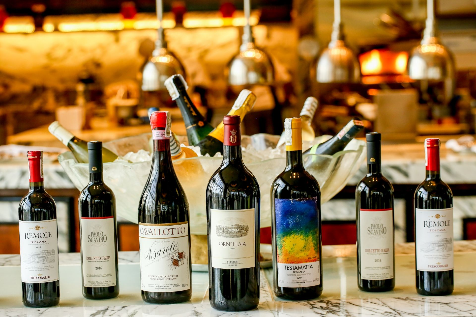 A Beginner's Guide To Wine Pairings