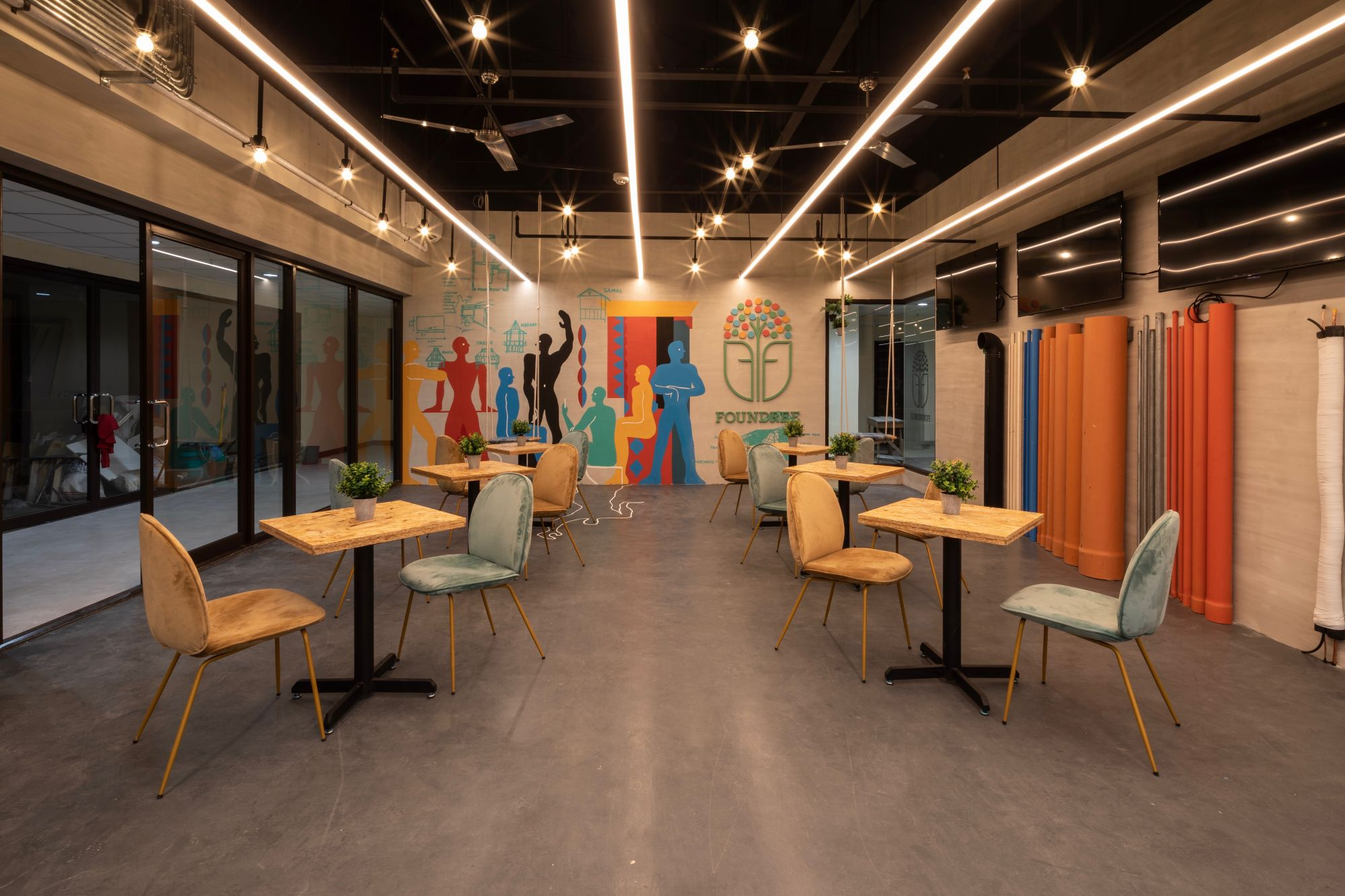 Foundree Breaks New Ground on Architectural Learning