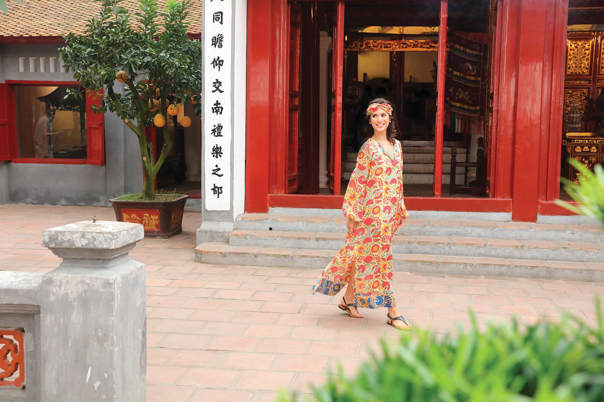 In Search of Lost Time: Marion Branellec de Guzman Explores Hanoi's Must-see Sights