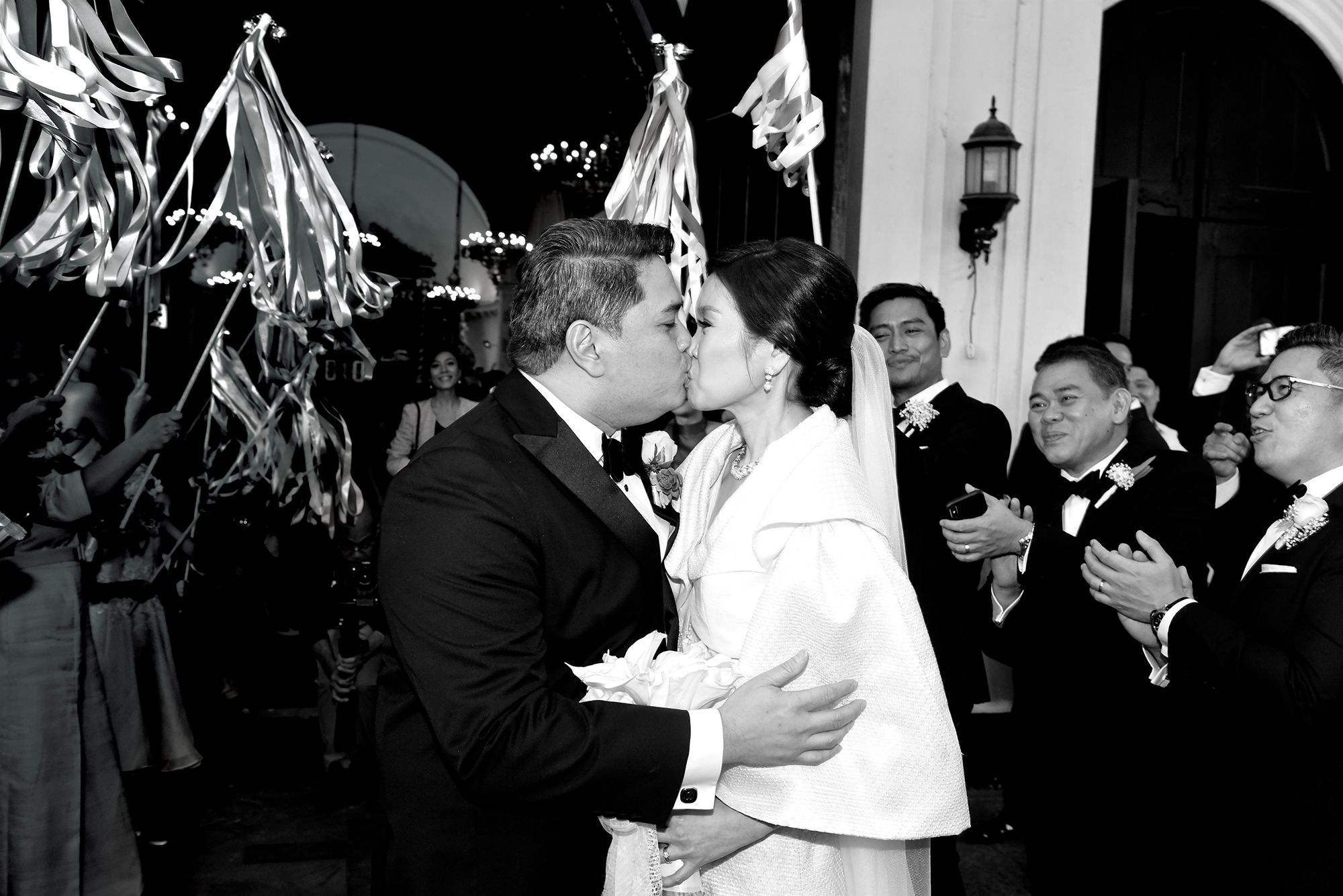 Opposites Attract: Catherine Huang and Dr David Endriga's Wedding