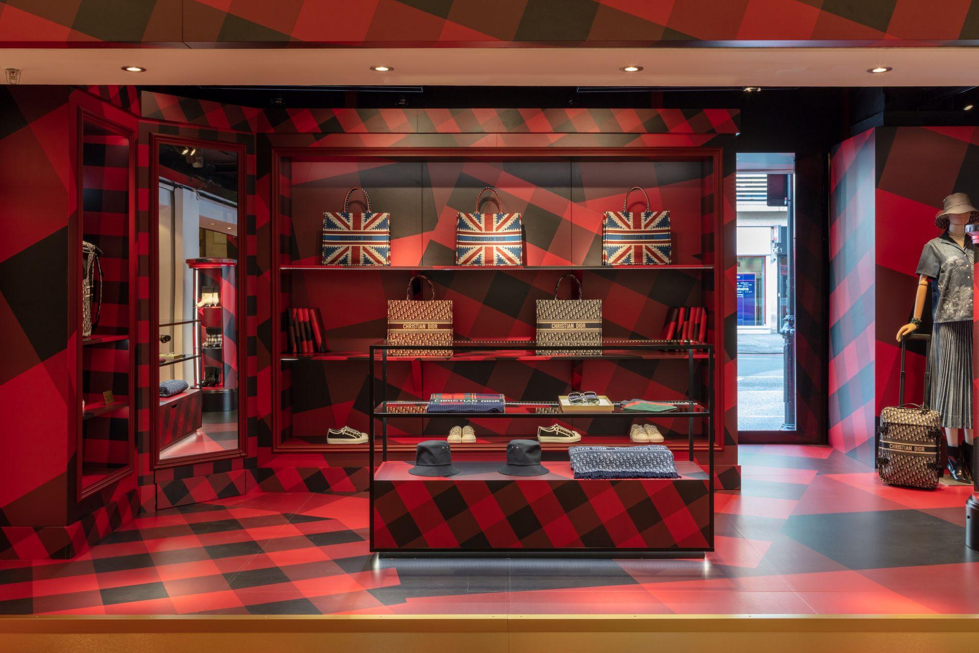 Dior's Got A Pop-Up Boutique At Harrods Until August 31