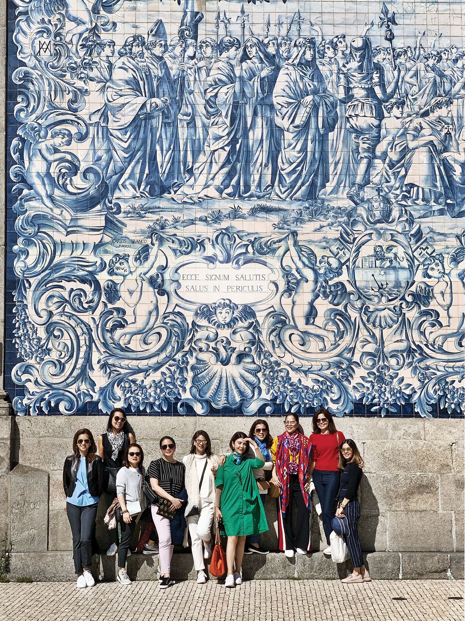 Anton San Diego And The #FiftyPlusGoingTo Group Share Their Fondest Memories In Scenic Portugal