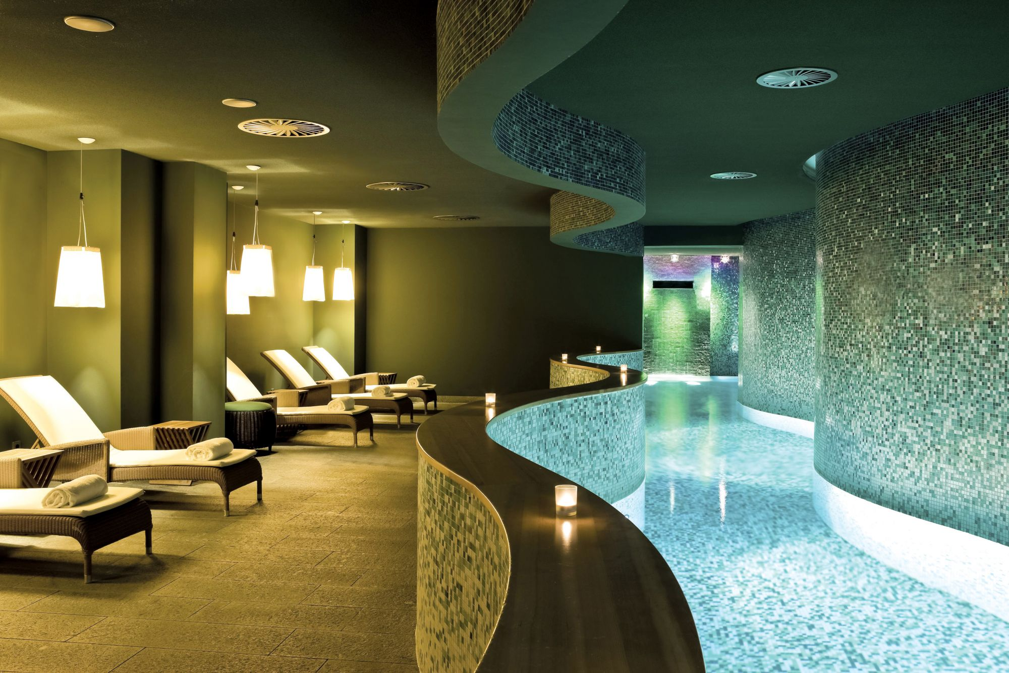 Tatler Checks Into.... Sofitel Hamburg Alter Wall