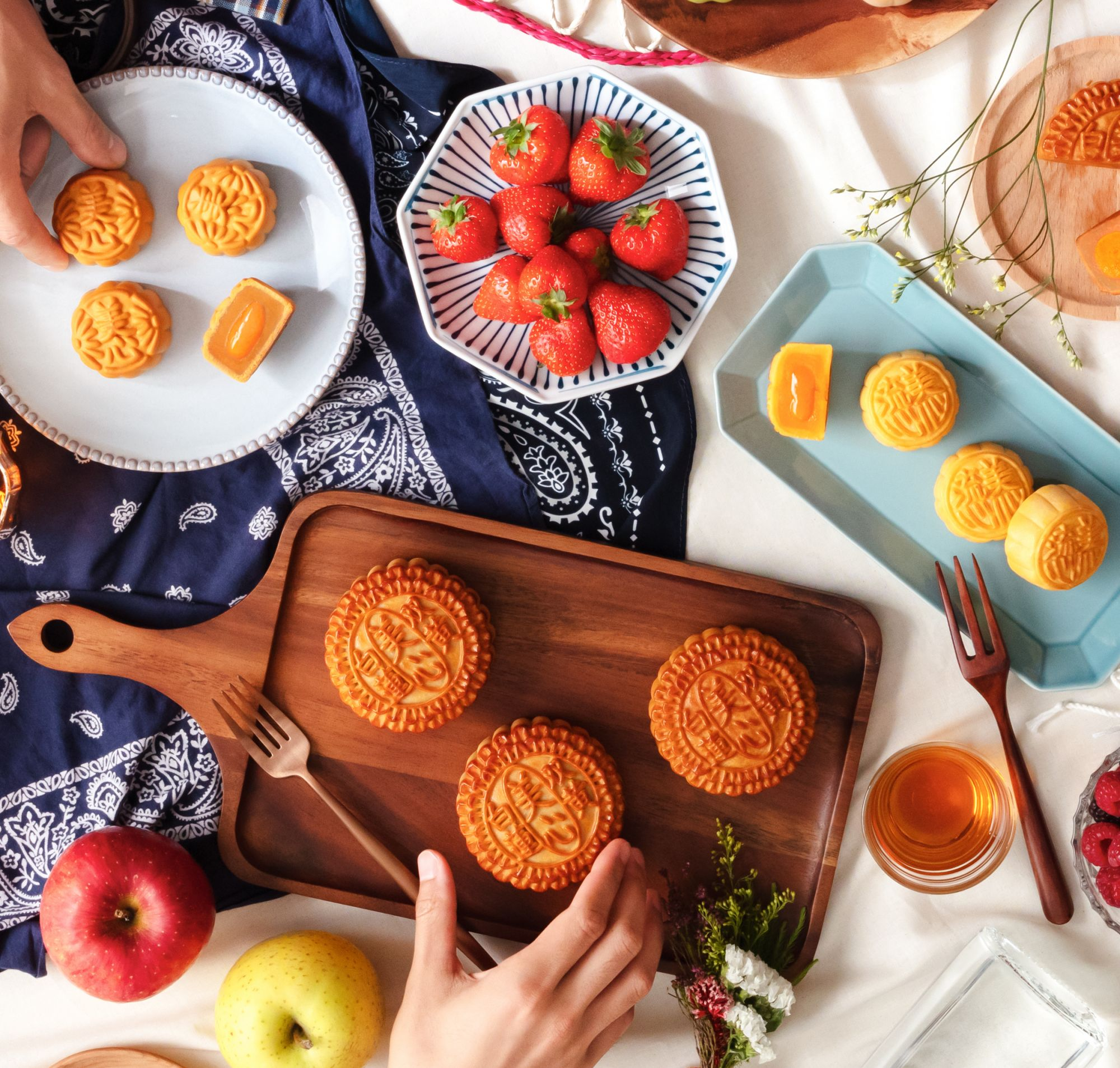 7 Places Where You Can Get Exceptional Mooncakes Before The Mid-Autumn Festival