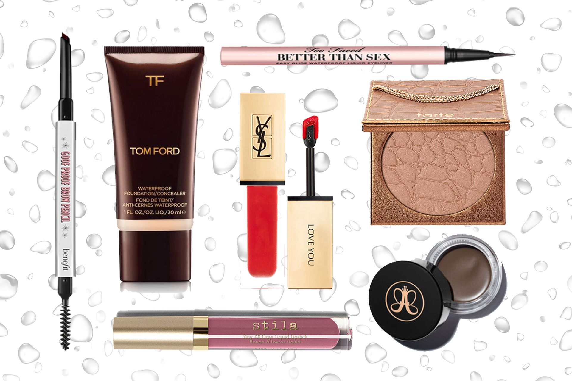 7 Waterproof Makeup That Will Last Through Rain Sweat Or Tears Tatler Philippines