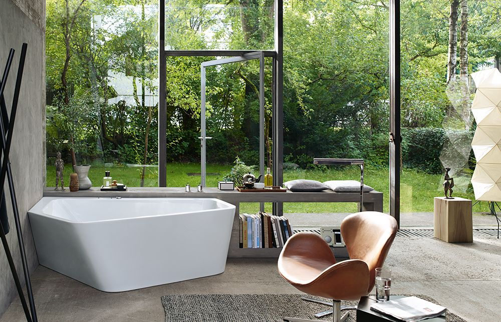 How To Curate A Nature-Inspired Bathroom