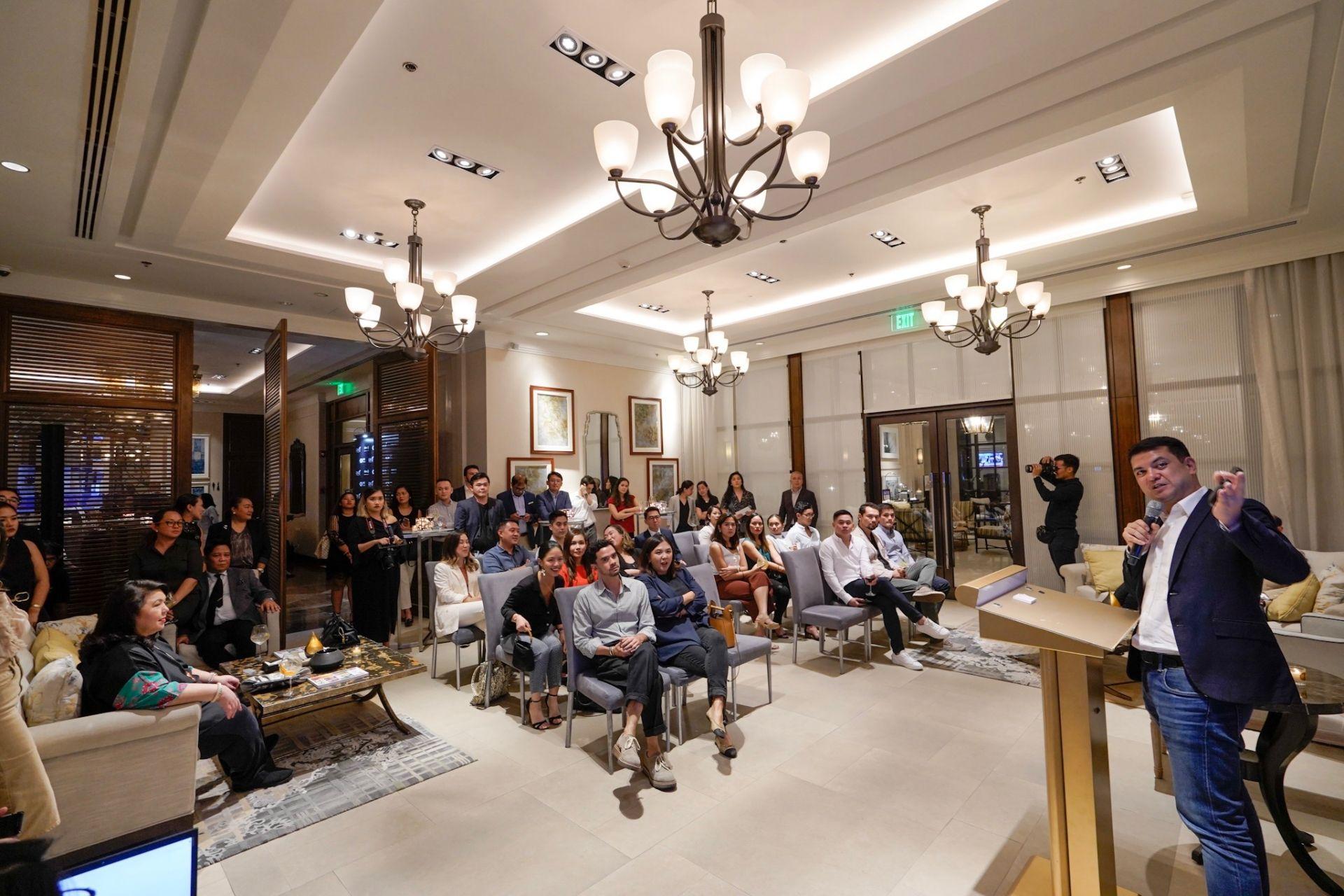 Enter The World Of: Start-Up Funding