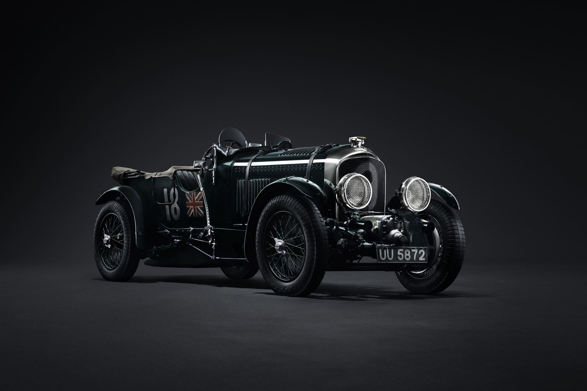 Bentley To Recreate A Dozen 1929-Style 'Blowers'