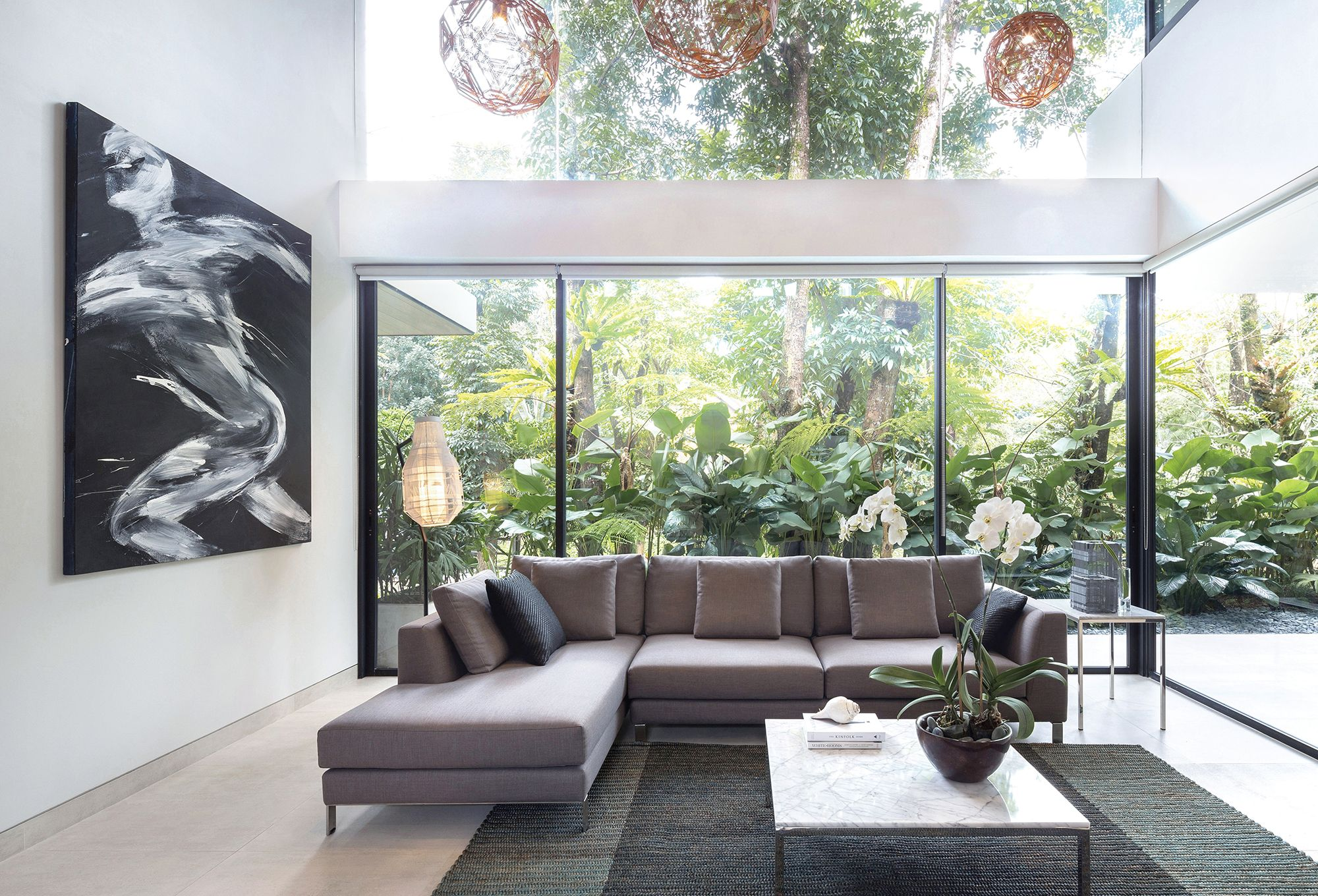 Home Tour: How Budji+Royal Architecture+Design Maximised This House's Limited Space