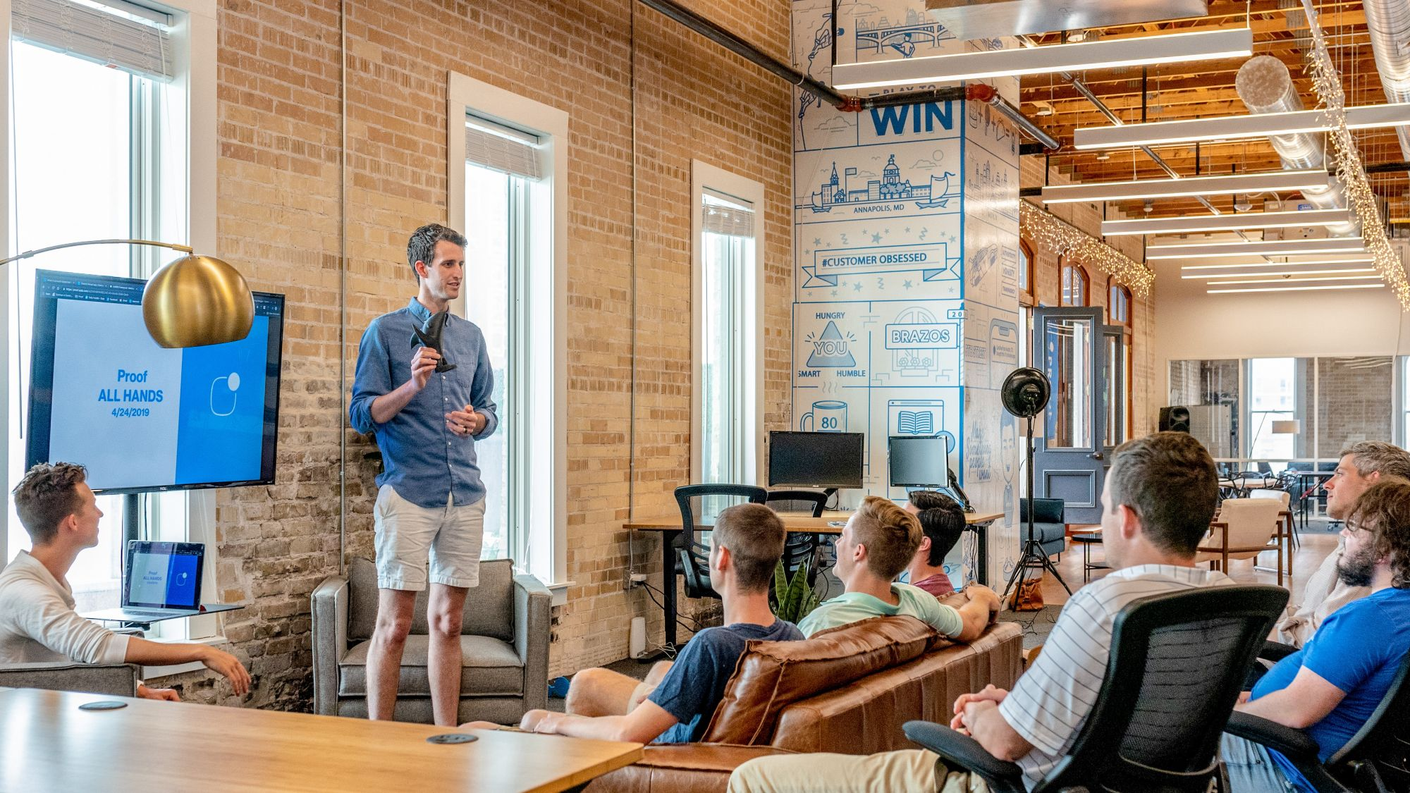 Start-Up Funding Lessons From Gen.T Business Experts