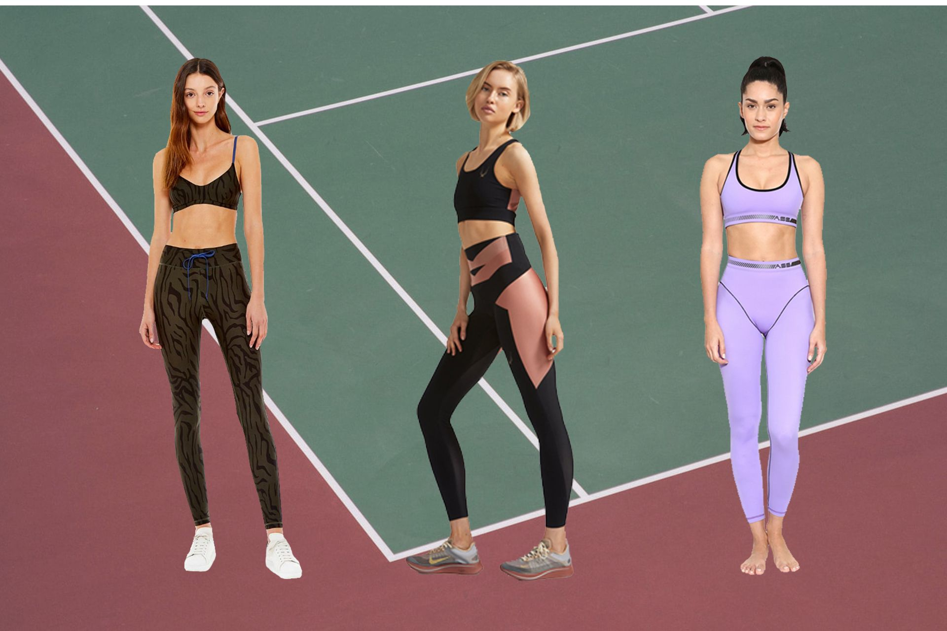 Head Back To The Gym With New Stylish Sportswear