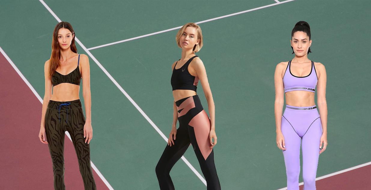Head Back To The Gym With New Stylish Sportswear