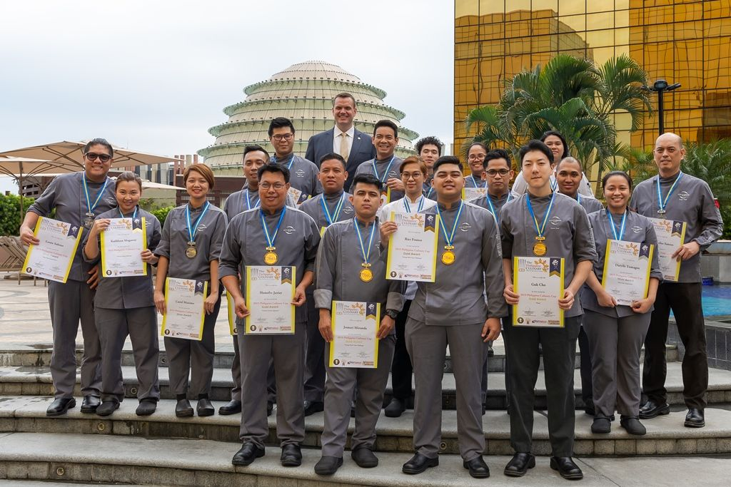 City of Dreams Manila's Stellar Chefs Bag 32 Medals At The Philippine Culinary Cup