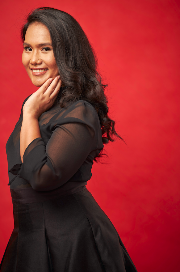 Meet Cherrie Atilano, The United Nation's New Nutrition Ambassador