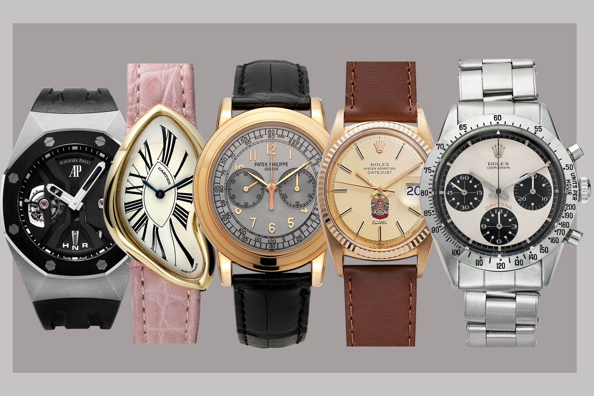 Find Out What Makes These Rare Timepieces So Covetable