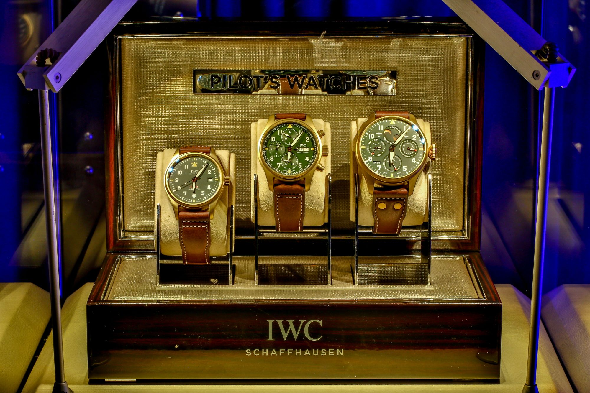 IWC Schaffhausen Launches Its New Pilot's Watches In The PH