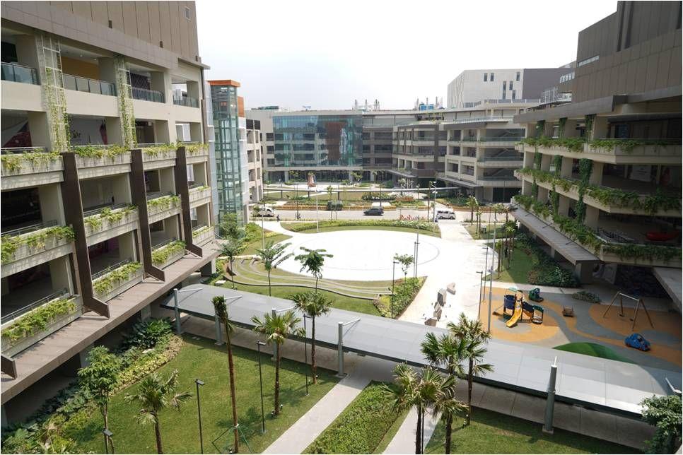 Ayala Malls Manila Bay Officially Opens