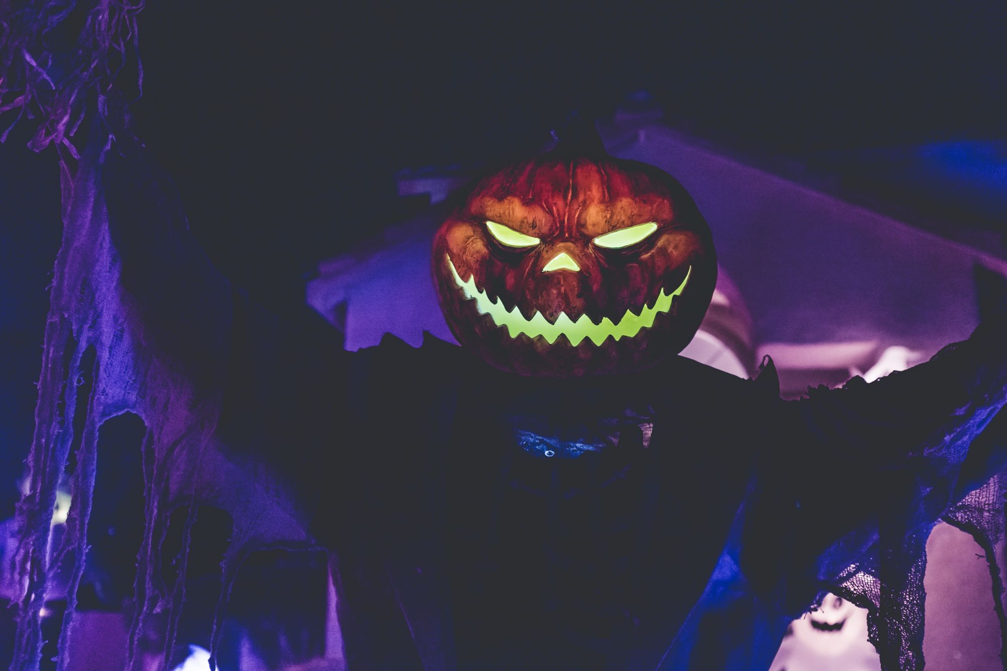 Where To Spend Your Halloween This Year