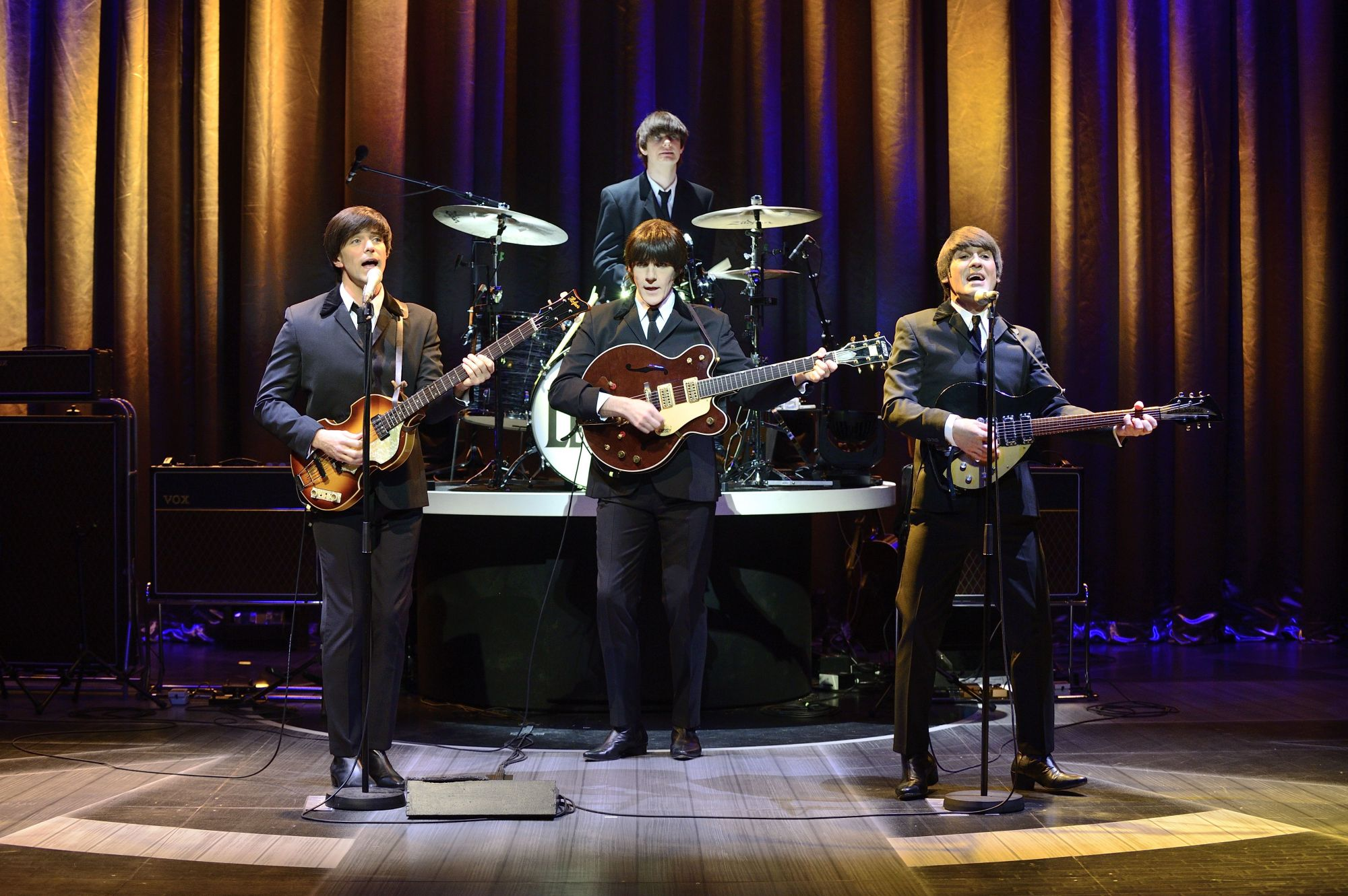 Celebrate The British Way With The Estate Makati And The Beatles